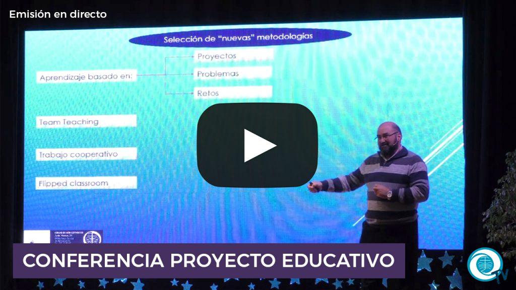 Conferencia Proyecto Educativo 2017-18