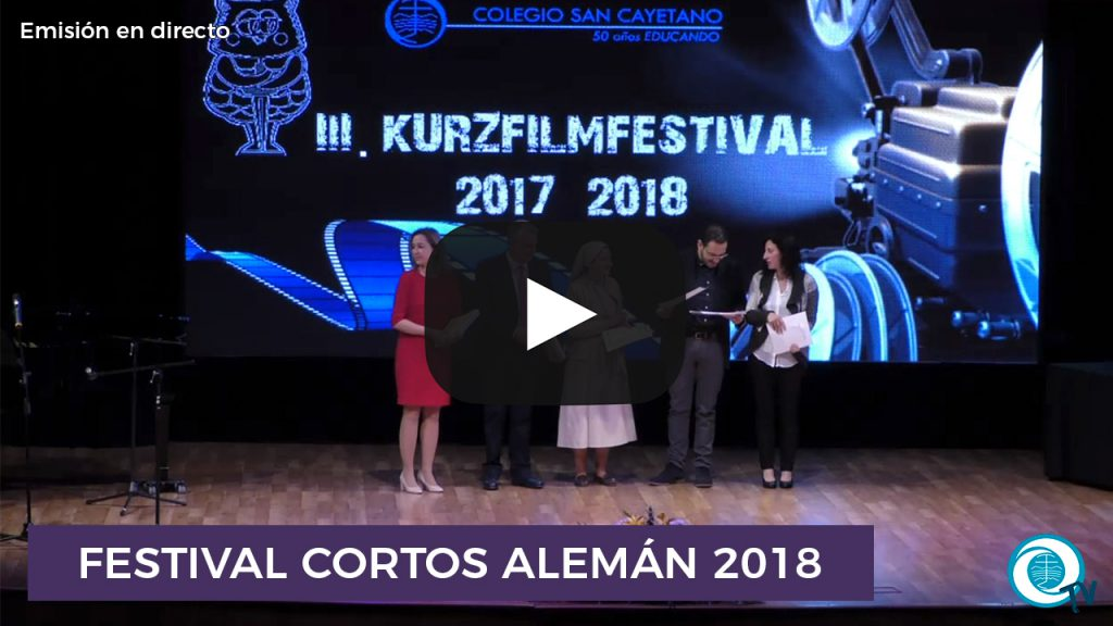 Festival Cortos Aleman 2018