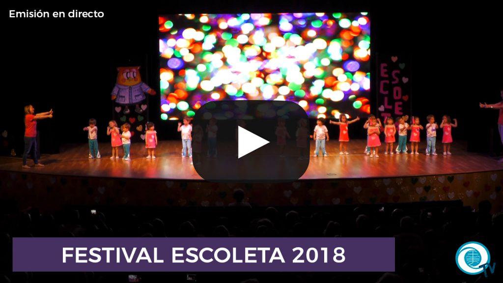 Festival Escoleta 2018