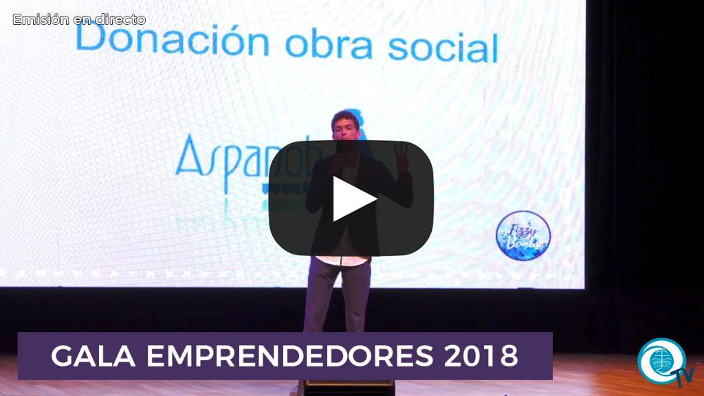 Gala Emprendedores 2018