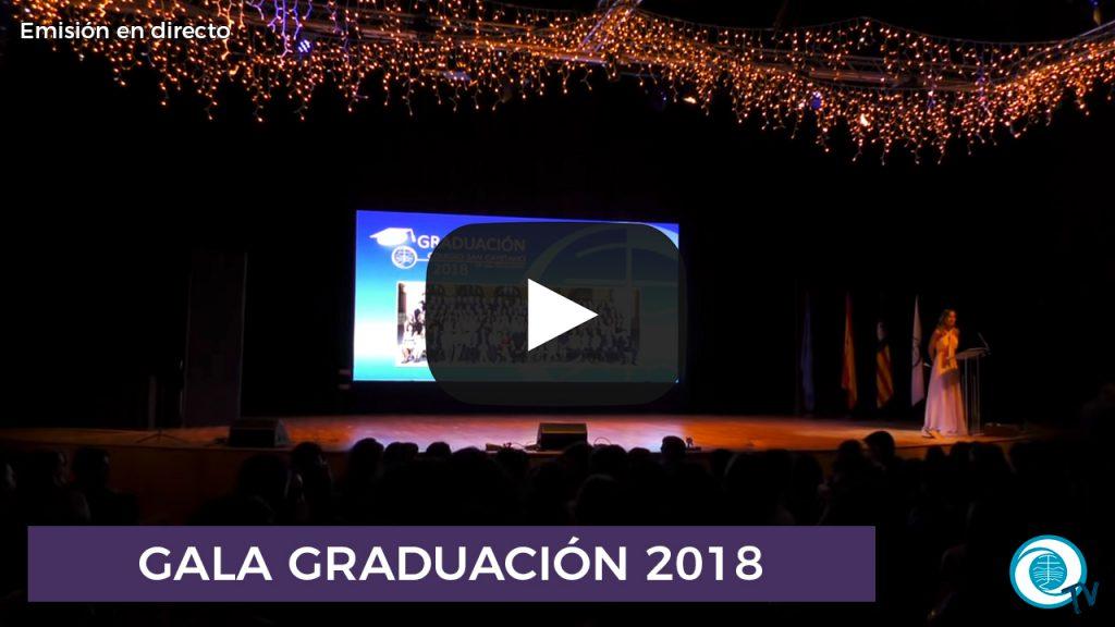 Gala Graduacion 2018