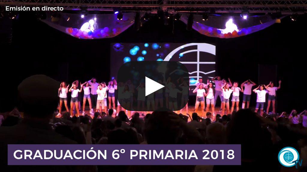 Graduacion 6º Primaria 2018