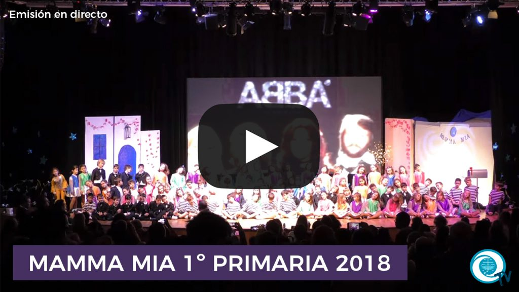 Mamma Mia 1º Primaria 2018