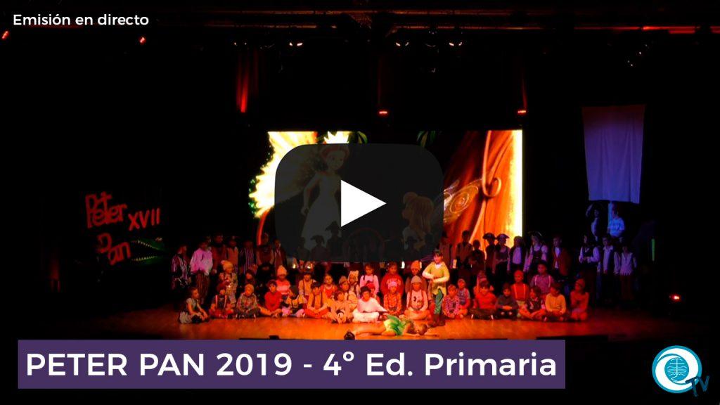 Peter Pan 2019 - 4º Primaria