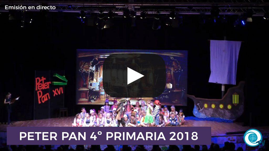 Peter Pan 4º Primaria 2018