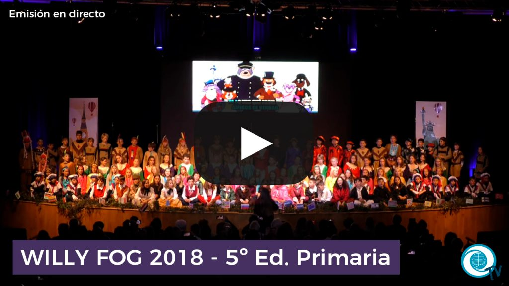 Willy Fog 2018 - 5ºEd. Primaria